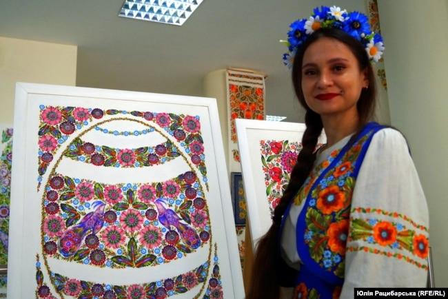 Марина Масловська і її роботи