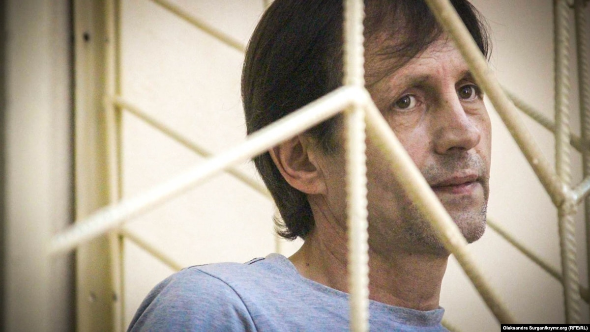 Russia Reportedly Planning To Allow Five Jailed Ukrainians To Serve Sentences At Home