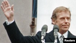 Vaclav Havel, 1989.