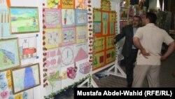 نشاط مدرسي في كربلاء