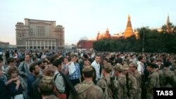 «Я вырвался в Москву и прибыл как раз, когда путч закончился»