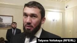 Магомед Даудов, председатель чеченского парламента