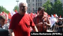 Vladimir Voronin la mitingul de 1 mai