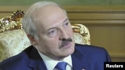 Александр Лукашенко, президент Беларуси. Минск, 27 ноября 2012 года.