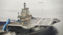 "China acquired its first aircraft carrier, the ""Liaoning,"" from Ukraine in 1998."
