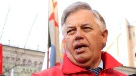 Петро Симоненко, лідер КПУ