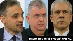 Čedomir Jovanović, Nenad Čanak i Boris Tadić