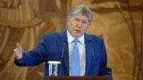 Азия: парламент против Атамбаева