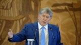 Экс-президент Кыргызстана объявил о переходе в оппозицию к действующему президенту