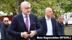 Мамука Хазарадзе и Бадри Джапаридзе