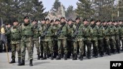 Forca e Sigurisë e Kosovës...