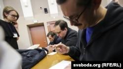 Аўтары Regnum Юры Паўлавец, Дзьмітры Алімкін, Сяргей Шыптэнка
