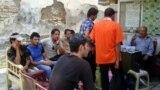 شباب بلا عمل في بغداد