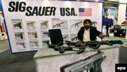 Pakistanın ABŞ-ın SIG Sauer şirkətindən aldığı silahlar