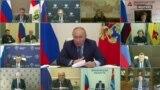 Путин дар Русия як ҳафтаи бекорӣ эълон кард