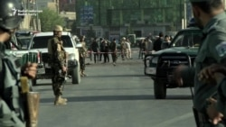 Suicide Bomber Strikes Outside Cricket Ground In Kabul