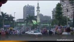 Qahirədə Ramazan Bayramı başlayır