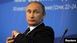 Russian President Vladimir Putin is said to be in good health.