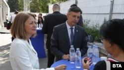 Бившата депутатка от ГЕРБ Джема Грозданова и журналистът Горан Благоев са сред членовете на инициативния комитет за сформиране на новата партия.