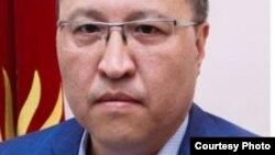 Bishkek Ex-Deputy Mayor Renat Makenov