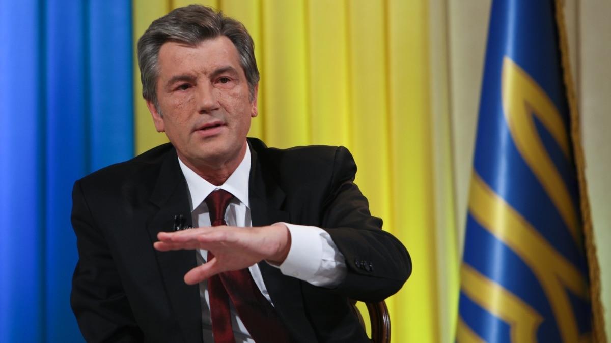 Переосмыслить Ющенко. Без Оранжевой революции не было бы евромайдан