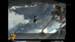 Soyuz ankorohet në Hapësirë