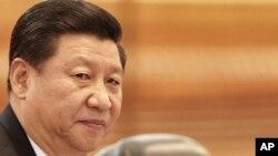 Кинескиот потпретседател Кси Џинпинг