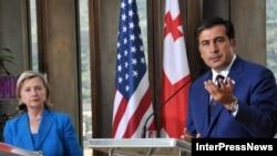 Чего ждали грузинские эксперты от визита Хиллари Клинтон