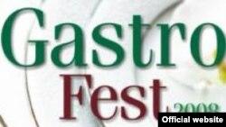 Montenegro - Logo of GastroFest 2008, 23Sept2008