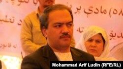 احمد بهزاد عضو ولسی جرگۀ افغانستان