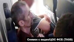 Перевезення Аслана Яндієва до Росії, 17 липня 2018 року