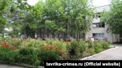 Санаторий в Крыму. Иллюстрационное фото