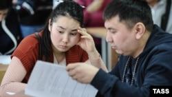 Орусияга барган мигрант кыз