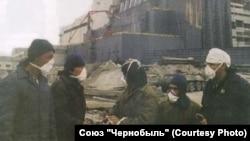 Ликвидаторы последствий аварии на ЧАЭС