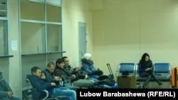 Аэропорт Южно-Сахалинска. В ожидании рейса на Курилы