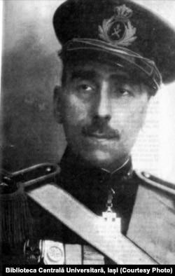 Mihail Sturdza, ministrul plenipotențiar al României în Letonia, Estonia și Finlanda