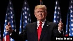 دونالد ترامپ، رییس جمهور منتخب آمریکا