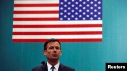 Ambasadori i SHBA-së në Pakistan, David Hale