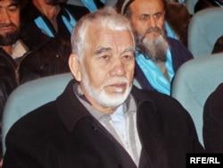 Ашӯрбой Имомов, ҳуқуқдони тоҷик