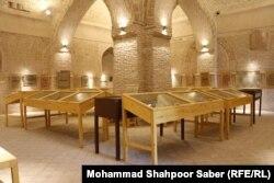 نگارخانه مسجد جامع در ولایت هرات