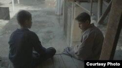 "Кадр из фильма ""Плач танбура"""