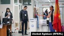 Президентские выборы в Кыргызстане, 2017 г.