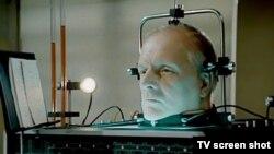 «Professor Douelin başı» filmindən kadr
