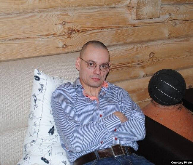 Антон Коломицын