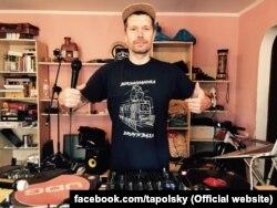 Анатолій Топольський (Фото з його сторінки у Facebook)