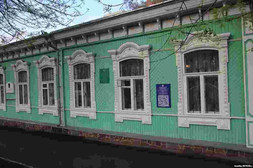 Мәҗит Гафуриның йорт-музее бинасы
