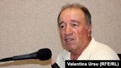 Vasile Mârzenco, directorul executiv al Federației Naționale a Fermierilor
