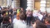 Покушение на активиста в Одессе и протесты против силовиков