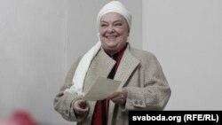 Валянціна Барадуліна