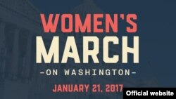 US - Women March on Washington, logo